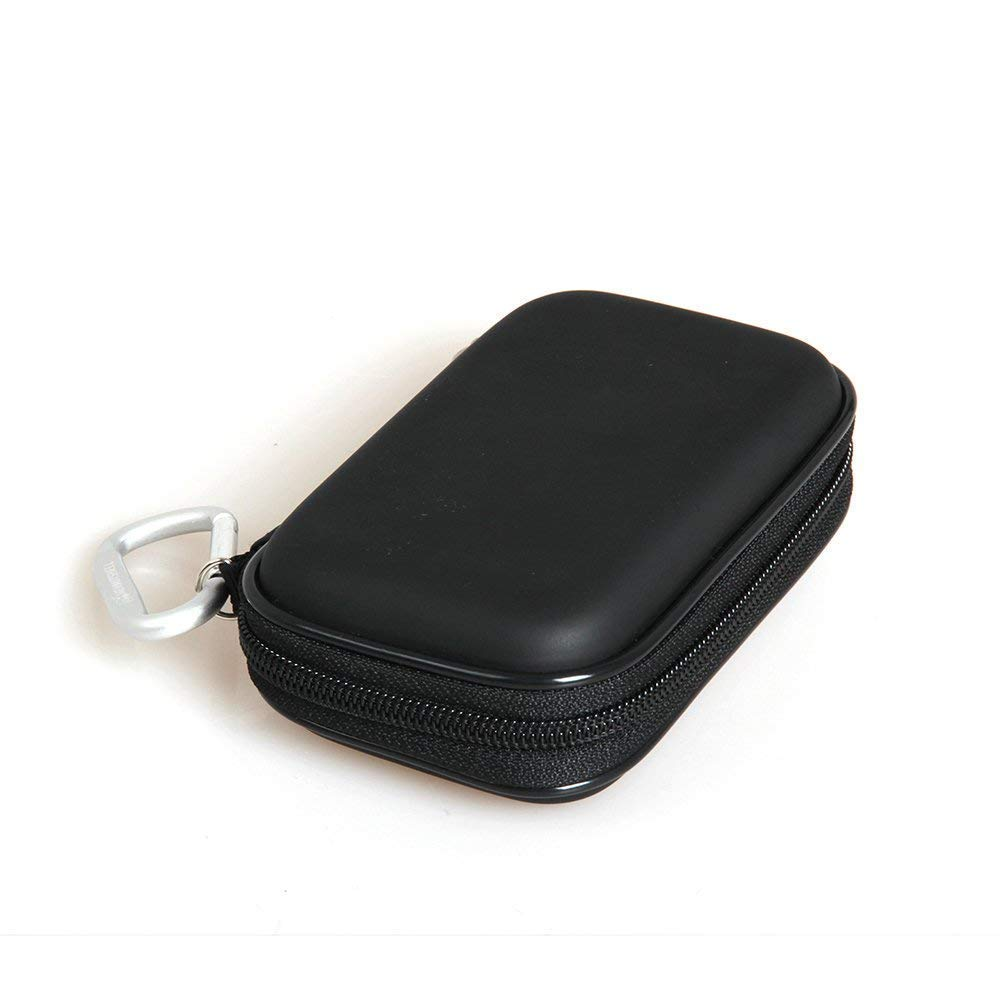 Hard Travel Case for G-Technology 500GB / 1TB / 2TB G-Drive Mobile SSD Durable Portable External Storage by Hermitshell by Hermitshell (Image #2)