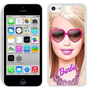 Grace Protactive iphone 6 plus Case Design with Barbie White Cell Phone Case for iphone 6 plus