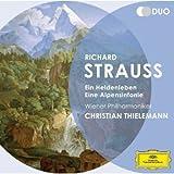 R. Strauss: Ein Heldenleben / Alpensinfonie