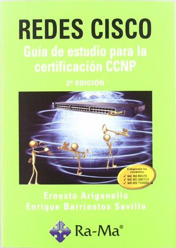 Redes Cisco Guia De Estudio Para La Certificacion Ccnp 2ª Ed.