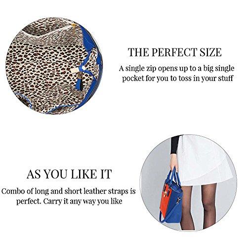 TrendStar Damas De Imitación De Cuero Bolsos Grandes Bolsas De Diseñador Para Mujer Bolsas De Asas De Hombro B -Burgundy
