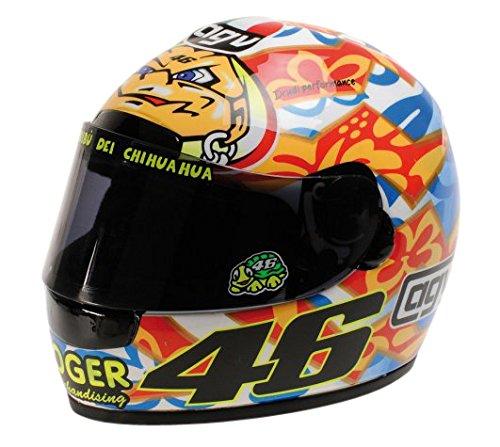 1/2 AGV ヘルメット V.ロッシ MOTOGP ムジェロ 2001 327010076