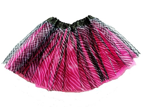belababy Girls Skirt Glitter Sequins Organza Ballet Tutu Skirts, Rose and Navy, (Tutu Rose Halloween)