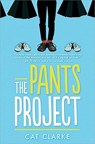book cover of The Pants Project