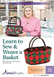 Learn to Sew & Weave a Basket Class DVD