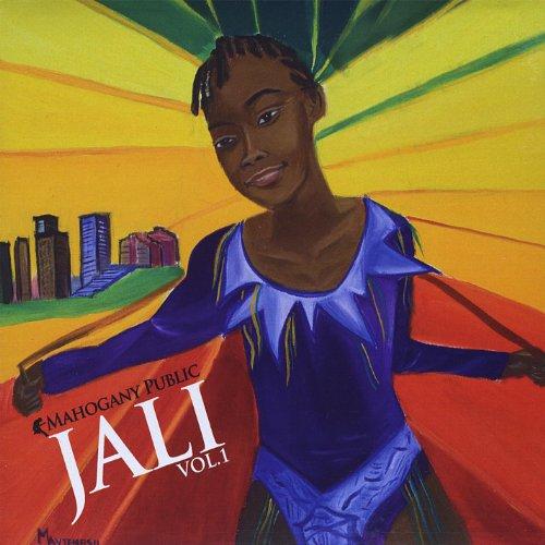 Cuban Mahogany - Jali, Vol. 1