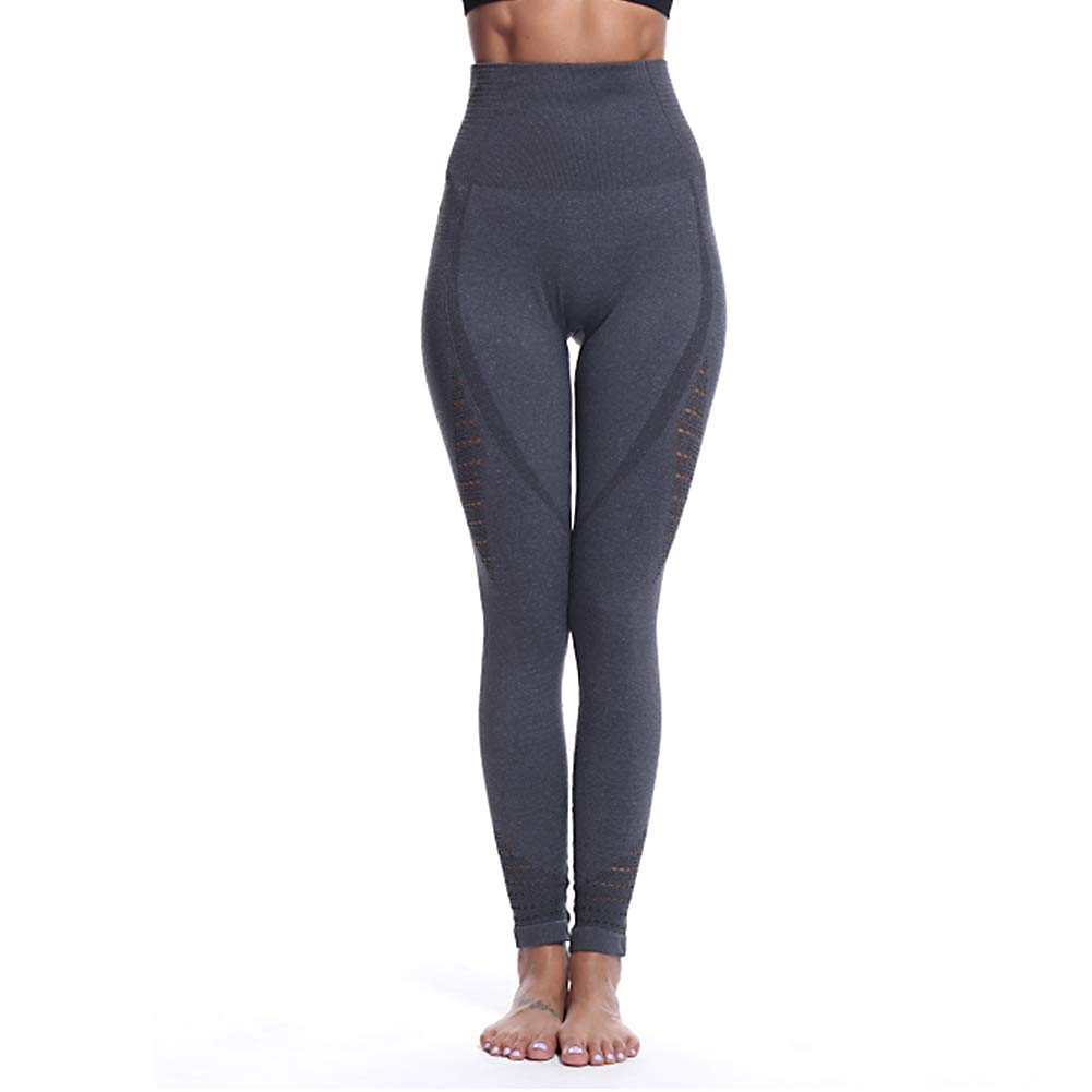 MEXUER Womens Yoga Pants Workout Running Leggings with High Waist,Non See-Through MXExercise