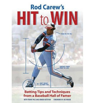Rod Carew Hitting (Rod Carew's the Art and Science of Hitting: Batting Tips and Techniques from a Baseball Hall of Famer (Hardback) - Common)