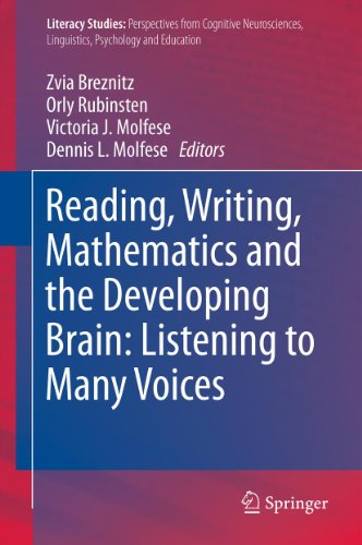 Reading, Writing, Mathematics and the Developing Brain: Listening to Many Voices: 6 (Literacy Studies) Pdf