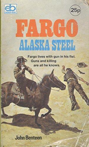 book cover of Alaska Steel