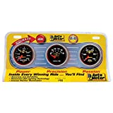 Auto Meter 4900 Ultra-Lite II Mechanical Three Gauge Interact Pack
