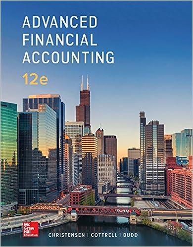 Advanced Financial Accounting Ebook