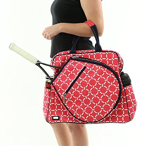 Ame & Lulu Women's Tennis Tour Bag-Cabana by Ame & Lulu (Image #1)