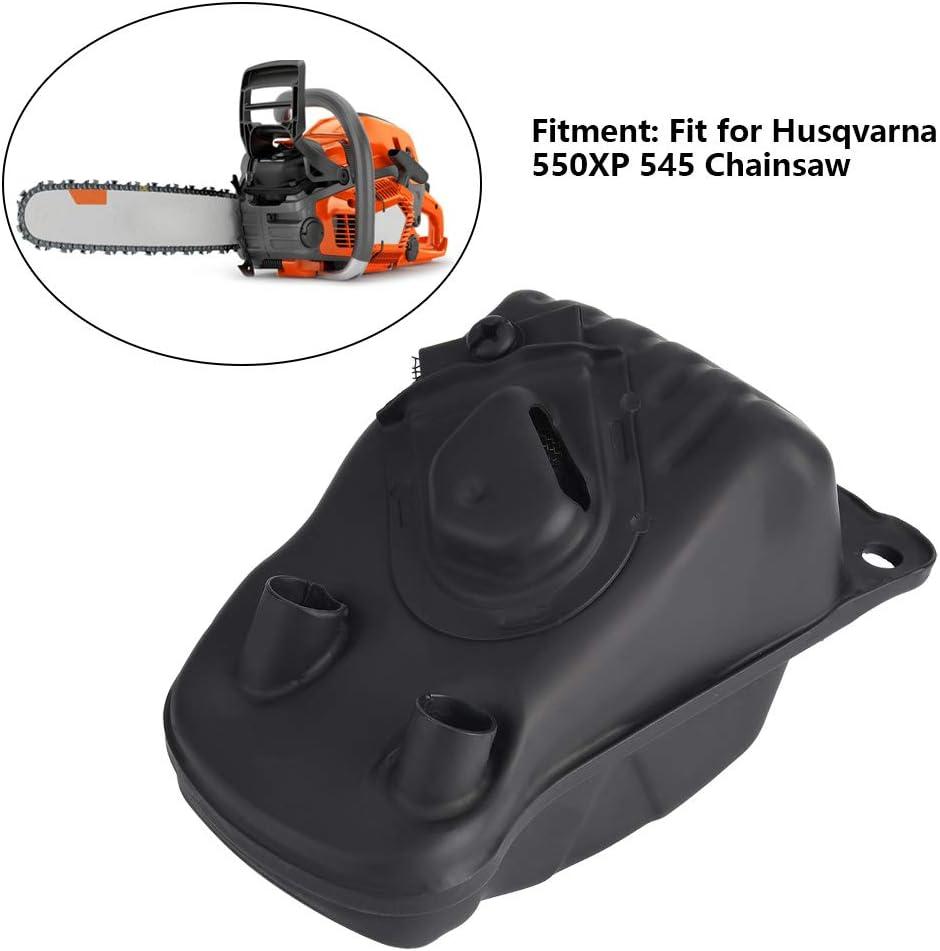 GENUINE HUSQVARNA 550XP CHAINSAW EXHAUST MUFFLER ORIGINAL VERSION