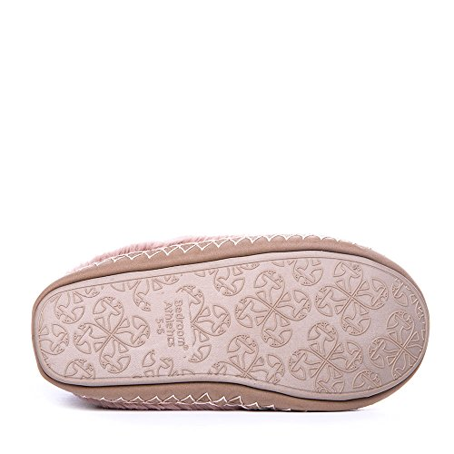 Camera da letto Athletics - Marilyn - Classic in finta pelliccia pantofole stivali - di pan di zenzero