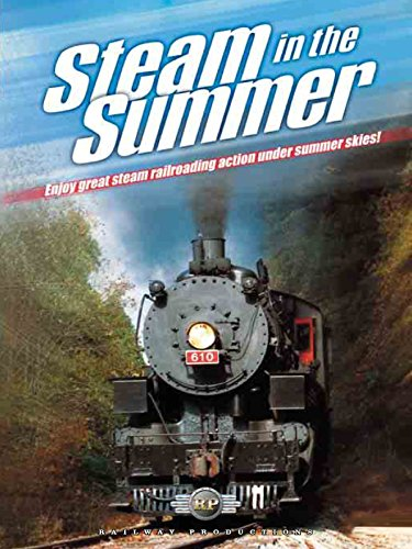 Steam in the Summer - State Plate