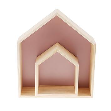 Amazon.com: Homyl Floating Wall Storage Display Shelves Ornament for ...