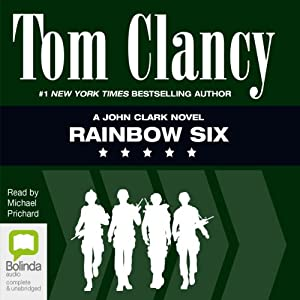 Rainbow Six Audiobook