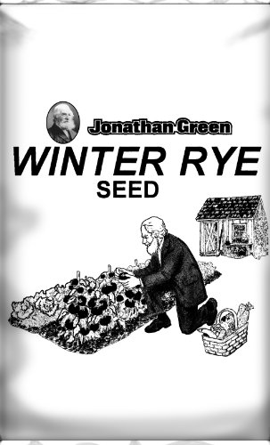 Jonathan Green Winter Rye Grass Seed, 56-Pound
