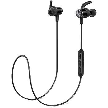 Aukey Wireless Headphones 3 Eq Sound Modes Bluetooth