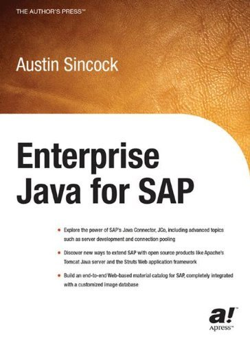 Enterprise Java for SAP (Books for Professionals by Professionals) Pdf