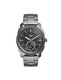 Fossil FTW1166 Smartwatch para Hombre, color Gris