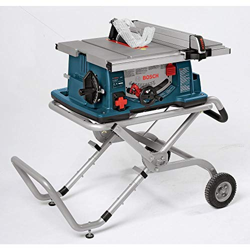 - Bosch TS2100 Gravity-Rise Table Saw Stand