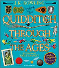 Quidditch Thought Ages - Illustrated: A magical companion to ...