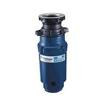 Whirlaway 1/2 HP Blue Garbage Disposal