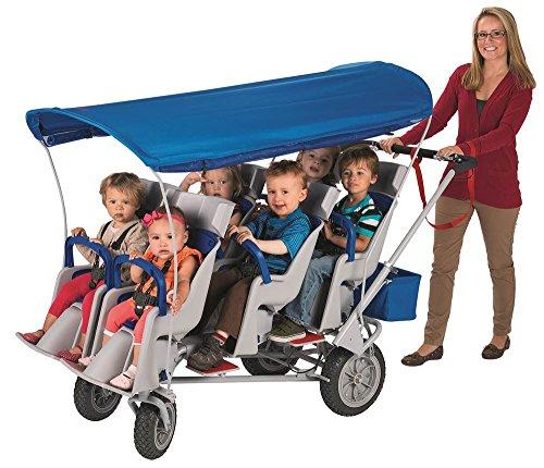 6 Passenger Stroller - 4