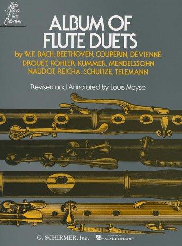 Flute Album - Album of Flute Duets