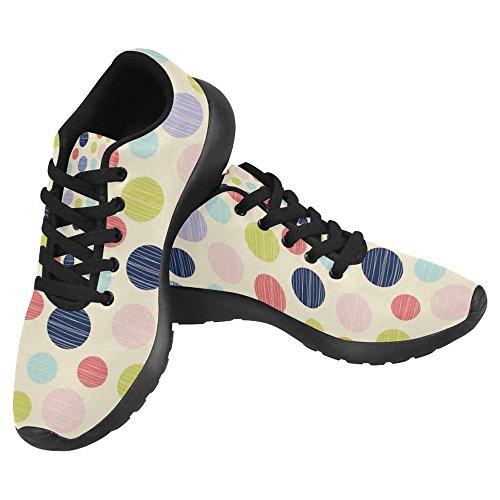 Scarpa Da Jogging Leggera Da Donna Running Jogging Leggera Easy Go Walking Sport Comfort Scarpe Da Corsa Multi 20