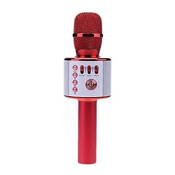 forestwood Bluetooth Wireless Karaoke Microphone, Full