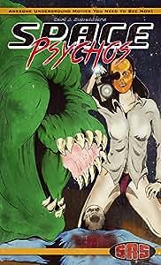 Carl J. Sukenick's Space Psychos [Blu-ray]