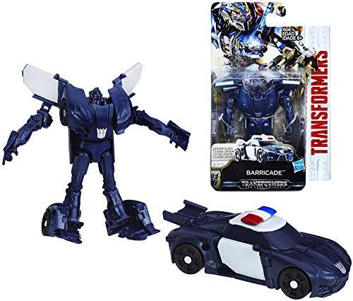 Barricade Legion Class Transformer The Last Knight 2.5