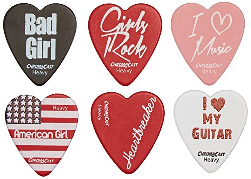 ChromaCast CC HS H Heart Shaped 12 Pack product image