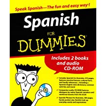 Spanish for Dummies Boxed Set