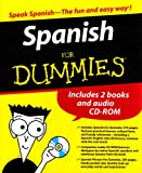 Spanish for Dummies Boxed Set, Berlitz Publishing Staff, 0471776823