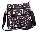 Sydney Love Sport 'Driving Me Crazy' Crossbody Bag, Golf Multi