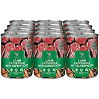 Billy + Margot Lamb Casserole Superfood Blend Dog Food 12 Cans, 12 Count
