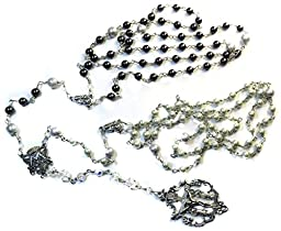 Wedding Lasso el Lazo de Boda Catholic Rosary, Lutheran Rosary, Christian Gifts, Religious, Handmade Unbreakable, Wedding Traditions Customs