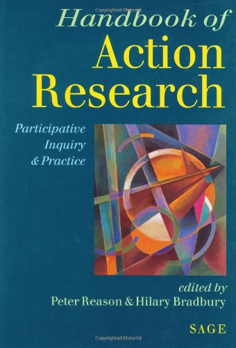 Handbook of Action Research: Participative Inquiry and Practice