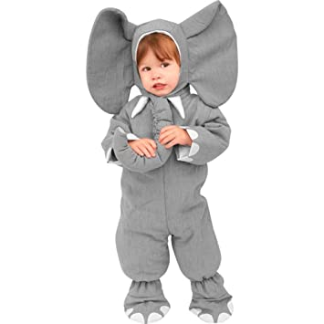 Childu0027s Toddler Heirloom Elephant Costume ...  sc 1 st  Amazon.com : costumes toddlers  - Germanpascual.Com