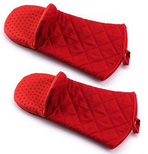 Bekith Non Slip Silicone Resistant Gloves