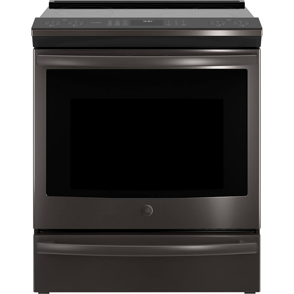 GE PHS930BLTS Electric Range with Smoothtop Cooktop