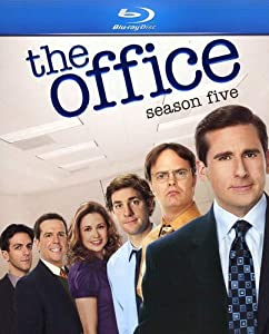 Cover Image for 'Office: Season Five , The'