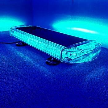 Amazon Com Vsled Black Aluminium Case 55cm 48 Led Blue