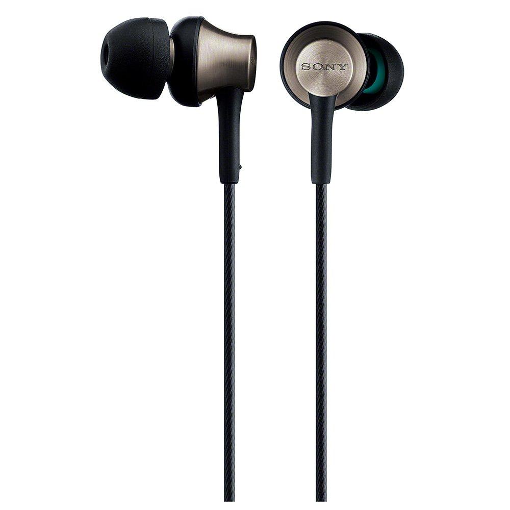 SONY MDR-EX650 B Inner ear Headphones Brass black