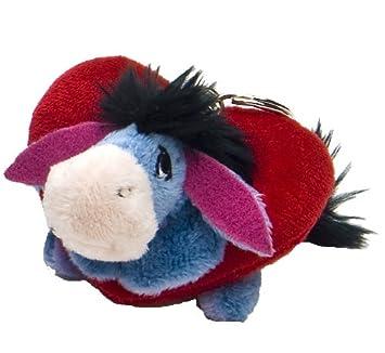 Winnie the Pooh 700097 - I de Ígor con corazones 8 cm ...