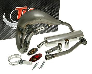 Turbo Kit - Escape Turbo Kit Bufanda R - Aprilia Rx 50 99-05: Amazon.es: Coche y moto